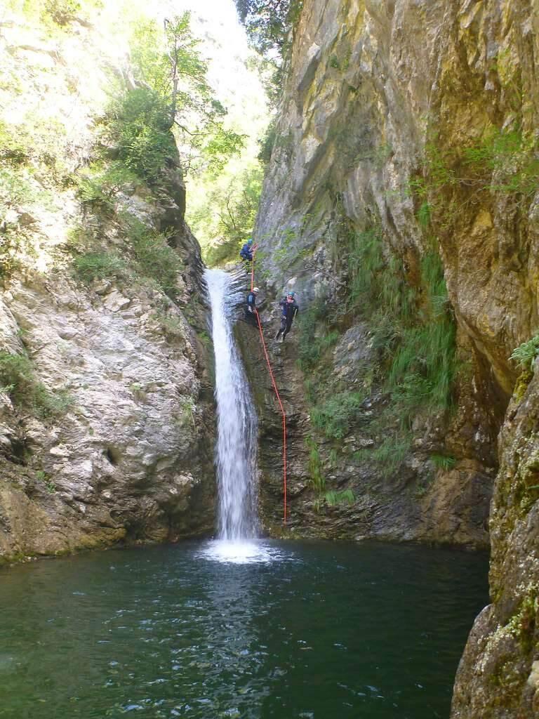 Canyon de la Bollène - Vésubie - Lesgeckos