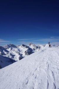 Ski de randonnée dans le Val Maira - Acceglio - Italie