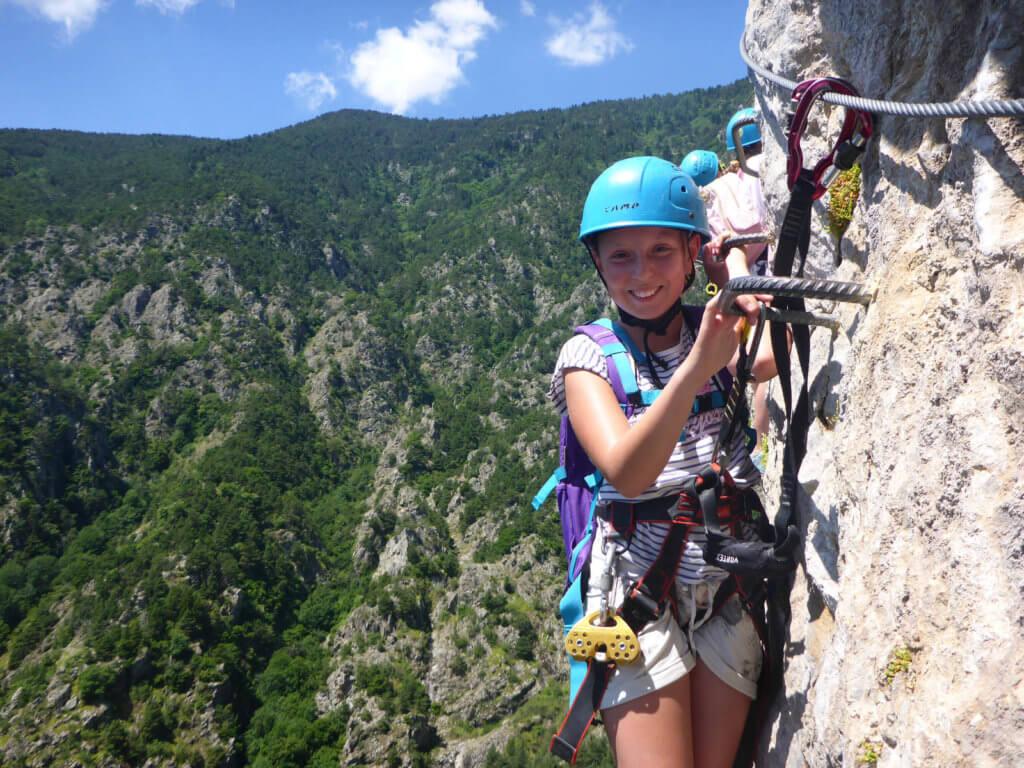 Via Ferrata de Tende - Hérétiques - Roya Alpes Maritimes