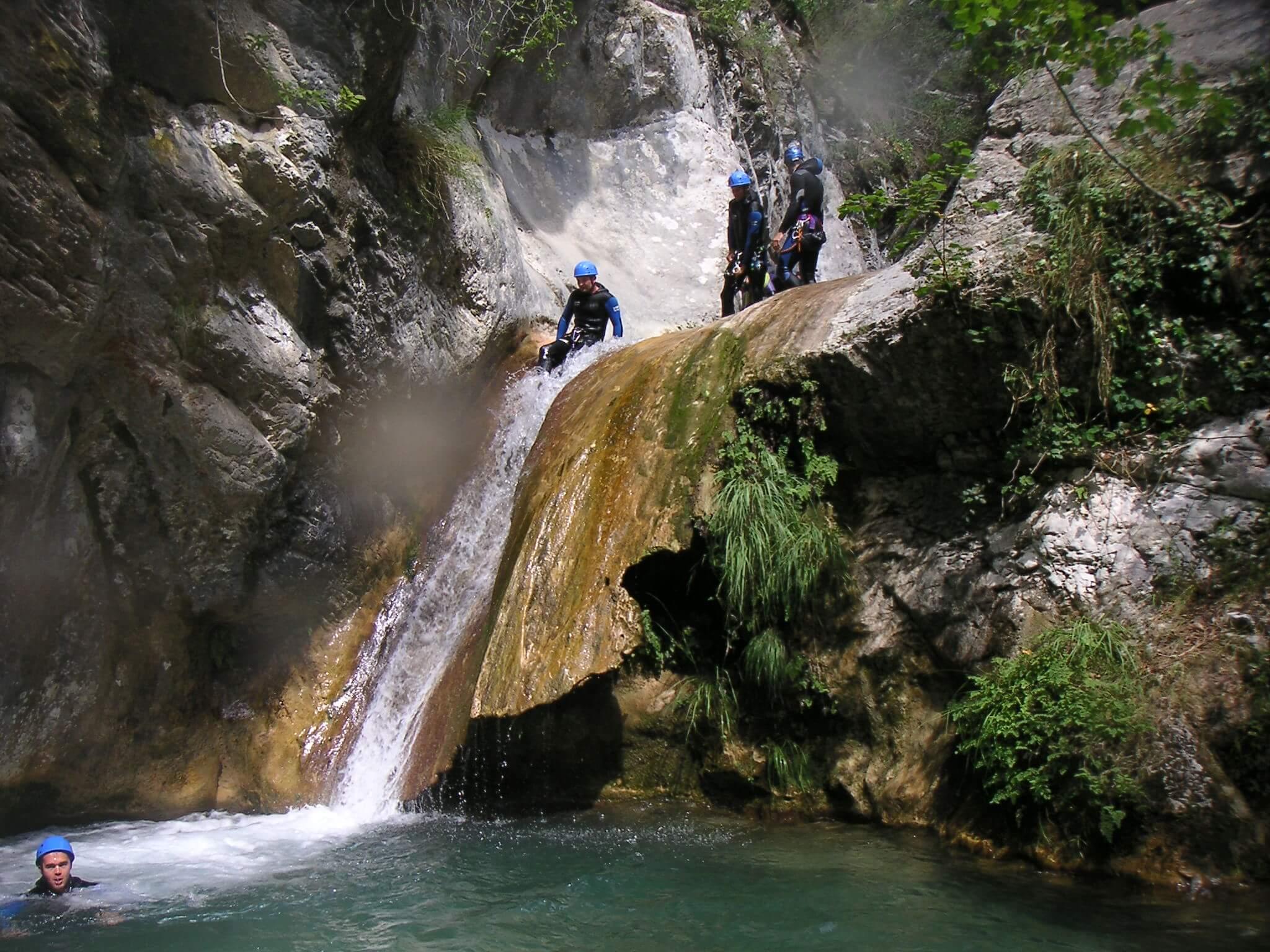 Canyon de la Maglia - Lesgeckos