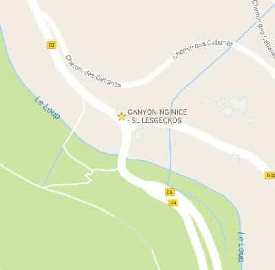 SL Lesgeckos Bramafan 06620 Courmes
