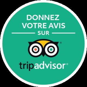 Donnez votre avis sur Tripadvisor - Lesgeckos