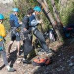 ASSA Escalade à Saint JEannet - Dimanche 21 janvier 2018 - LESGECKOS