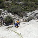 La Turbie escalade avec l'ASSA Esclalade - Dimanche 18 Février 2018 - LESGECKOS