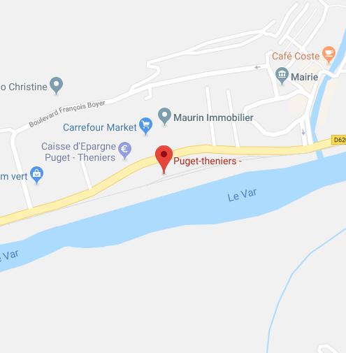 Rendez Vous Via Ferrata de Puget Théniers - Gare SNCF