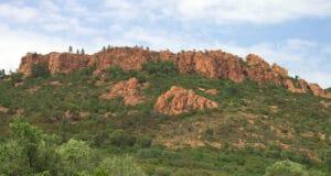 Escalade Barre de Roussiveau - Estérel